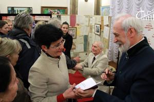 Василий Лановой и Константин Фролов выступили на сцене СЦКиИ