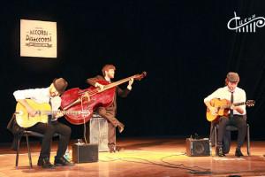 Итальянский джаз-бэнд «Accordi Disaccordi» выступил на сцене СЦКиИ