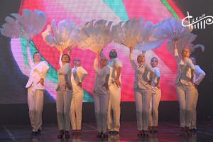 Ансамбль «Черное море» дал два больших концерта, посвященных Международному дню танца