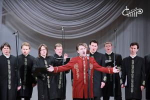 Хор Валаамского монастыря выступил на сцене СЦКиИ