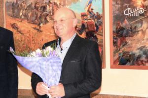 Юбилейная выставка Сергея Берлова
