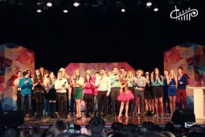 Фестиваль-открытие 1-го сезона Официальной Региональной лиги МС КВН «АМиК» в Севастополе