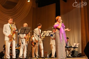 «Золотые мелодии джаза» прозвучали в СЦКиИ