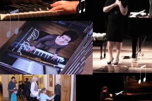 Австрийская пианистка Ивона Шлайр выступила в СЦКиИ