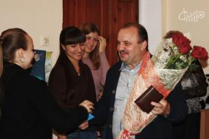 Коллектив СЦКиИ поздравляет!