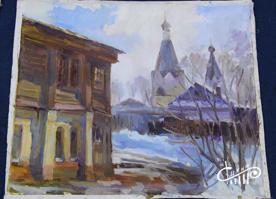 Берлов-Кострома-Ипатьевский