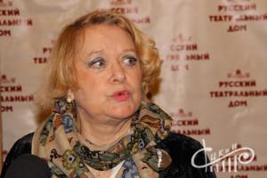 Валентина Талызина выступила в СЦКиИ