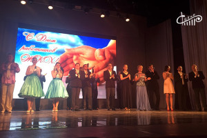 В СЦКиИ поздравили работников ЖКХ
