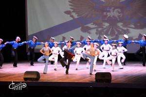 Вторую годовщину воссоединения Севастополя и Крыма с Россией артисты СЦКиИ отметили концертом