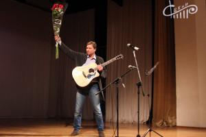 Российский актер театра и кино Сергей Маховиков высупил и пообщался со зрителями в СЦКиИ