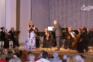 Благотворительный концерт Севастопольского симфонического оркестра