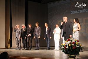 «Победили вместе» снова в Севастополе