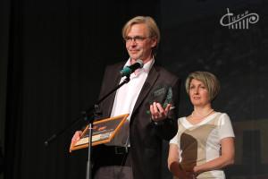 Лауреатов фестиваля «Победили вместе» наградили в СЦКиИ