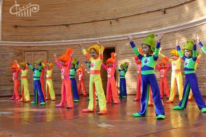 Дети – детям на праздничной «Ракушке»