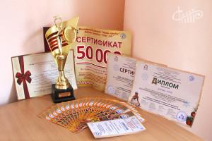 Образцовая хореографическая студия «Чёрное море» стала обладателем Гран-при на фестивале-конкурсе в Симферополе