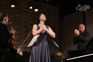 Екатерина Мечетина выступила с Севастопольским симфоническим оркестром