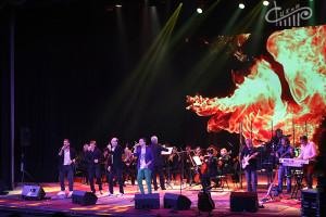 Классика рока «взорвала» Симферополь