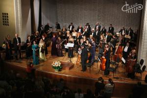 Юбилейный концерт Севастопольского государственного симфонического оркестра. 30 лет. Фотоотчёт.
