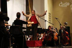 Весеннее «Искушение» от оркестра Крымской филармонии