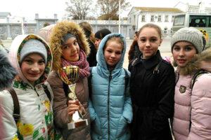 Образцовая хореографическая студия «Чёрное море» стала обладателем Гран-при на фестивале-конкурсе в Евпатории