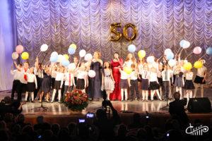 МШ №7 отпраздновала 50-летний юбилей в СЦКиИ