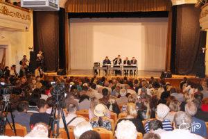 Новый Генплан Севастополя обсудили в СЦКиИ
