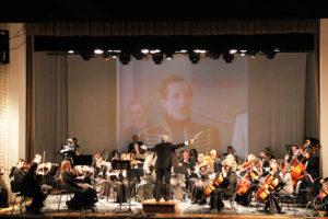 Рождение музыки к фильму «Лермонтов». Премьера в Севастополе