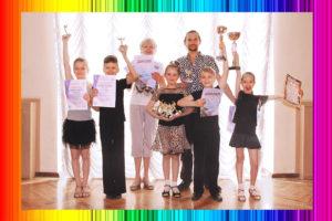 Севастопольская «Радуга» просияла в Керчи
