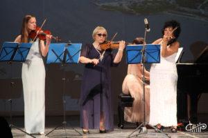 Летнее вдохновение от скрипичного «Вдохновения»