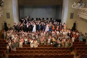 Вильям, живи! Благотворительный концерт по сбору средств на лечение юного севастопольского скрипача Вильяма Хайло.