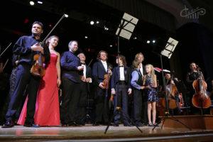 Завершился первый в Севастополе фестиваль камерной музыки