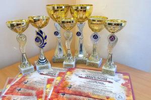 Осенние победы «Чёрного моря»