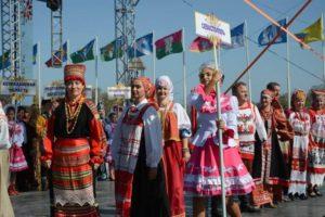 Народные ансамбли «Русь» и «Играй, гармонь» побывали на Кавказе