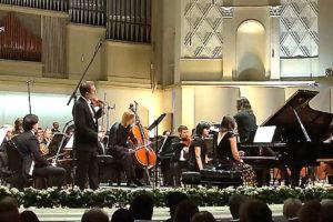 Тройной концерт в виртуальном зале СЦКиИ