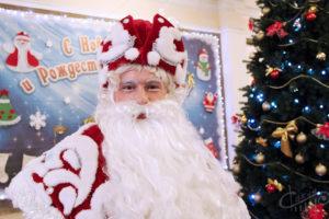 Дед Мороз СЦКиИ поздравляет!