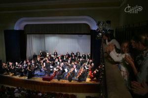 С наступающим! Оркестр Крымской филармонии поздравил севастопольцев
