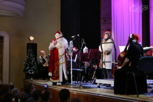 Новый год с симфоническим оркестром