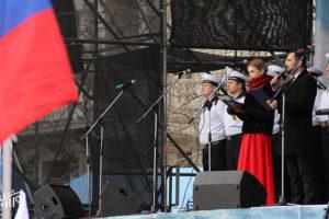 С Днем защитника Отечества и Днем народной воли, Севастополь!