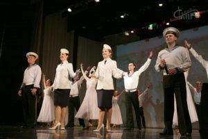 «Встреча поколений» прошла в СЦКиИ