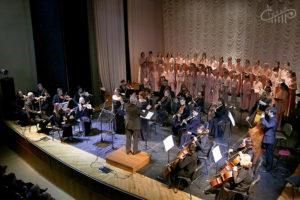Stabat Mater. Концерт-посвящение героям Сталинградской битвы