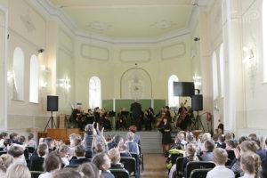 Второй «Урок живой музыки в твоей школе» прошел в Севастополе