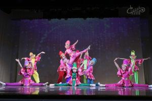 Праздничный концерт танцевальной студии Дмитрия Новикова «Кубинский стиль»
