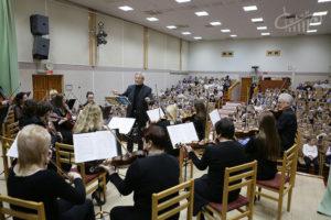 «Урок живой музыки в твоей школе»