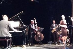 Гретта Панетьери выступила в Севастополе
