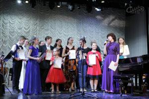 «Дети – детям». Таланты – на сцене, праздник – для всех