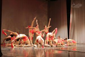 Концерт школы танца «Ультрамарин» в СЦКиИ