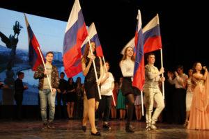 «Студенческая весна — 2018». Самые творческие студенты Севастополя выступили на концерте в СЦКиИ