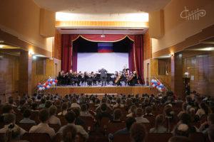 Урок живой музыки в школе №22