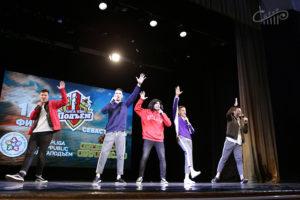 Лига Особого статуса МС КВН «Подъём» впервые играла в Севастополе