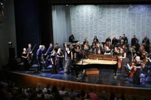 Екатерина Мечетина выступила в Севастополе в рамках программы «Всероссийские филармонические сезоны»